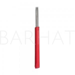 Ac microblading 17 pin Round Shape